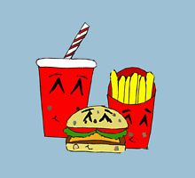 Cute fast food cartoon Unisex T-Shirt