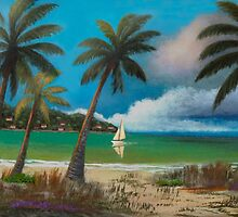 Montego Bay by Gordon  Beck