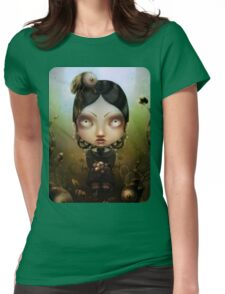 Uagus animis Womens Fitted T-Shirt