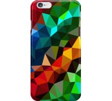 Abstract  multi colored iPhone Case/Skin
