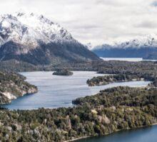 San Carlos de Bariloche - Patagonia Sticker