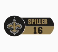 Saints Spiller by KeithSwo