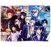 K (K-Project) Poster