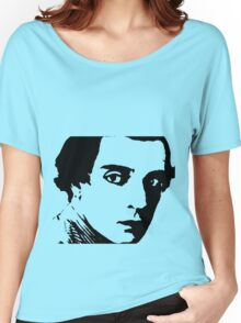 buster keaton . Women's Relaxed Fit T-Shirt