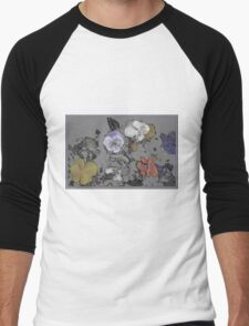 Colored Pencil Flowers T-Shirt