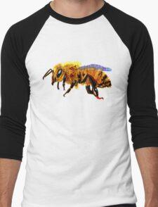 Honey Bee Men's Baseball ¾ T-Shirt