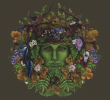 The Greenman by Brigid Ashwood