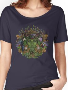 The Greenman Women's Relaxed Fit T-Shirt