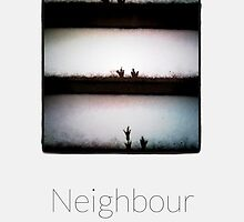 Neighbour - iPhoneography by Marcin Retecki