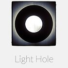 Light Hole - iPhoneography by Marcin Retecki