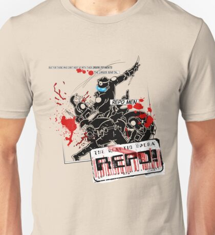 Genetic Repo Man Unisex T-Shirt