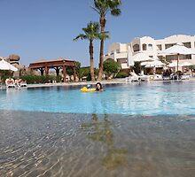 Mariott hotel, Sharm el sheikh by marolias