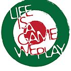Life Is A Game We Play 2 by Mad Ferret