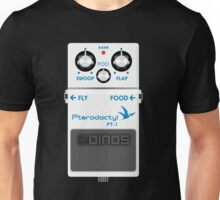 Pterodactyl Delay Pedal Unisex T-Shirt