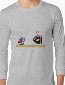 Mario Meets Sonic  T-Shirt