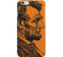 LINCOLN-5 iPhone Case/Skin