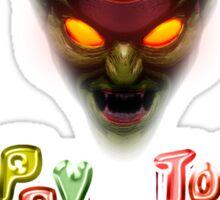 Happy Toyz Sticker
