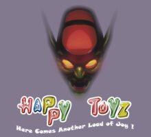 Happy Toyz (Alternate) Kids Tee
