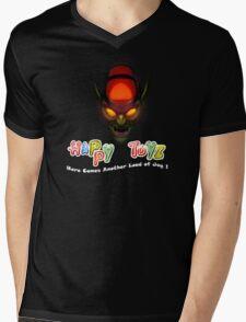 Happy Toyz (Alternate) Mens V-Neck T-Shirt