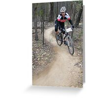 Beechworth Six Hours in The Saddle 2012 Greeting Card