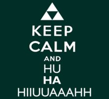 Keep Calm And Carry on style shirt Zelda by -StormChaser-
