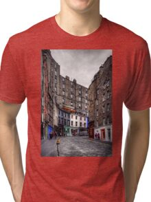 Looking up West Bow Tri-blend T-Shirt
