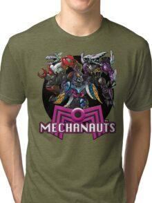 Mechanauts Villains Tri-blend T-Shirt