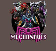 Mechanauts Villains Unisex T-Shirt