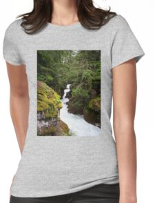 Avalanche Creek Womens Fitted T-Shirt