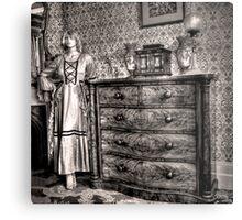 Bedroom cameo ~ Monte Cristo, Junee (NSW) Metal Print