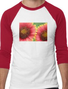 Indian Blanket Men's Baseball ¾ T-Shirt