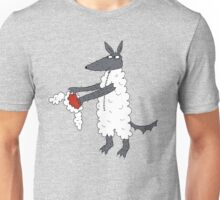 Mr Wolf's dinner suit. Unisex T-Shirt