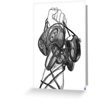 Wired Greeting Card
