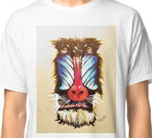 """Mandrill"" Classic T-Shirt"