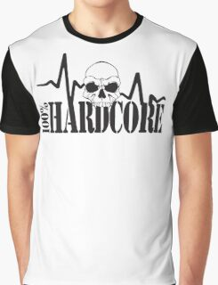 100% Hardcore Graphic T-Shirt
