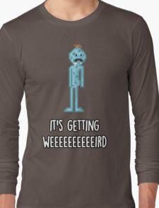 Mr. Meeseeks Long Sleeve T-Shirt