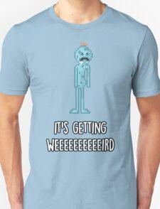 Mr. Meeseeks Unisex T-Shirt
