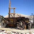 Ore Wagon by marilyn diaz