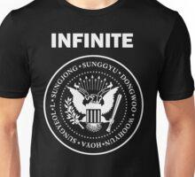 Infinite Goes Punk Unisex T-Shirt