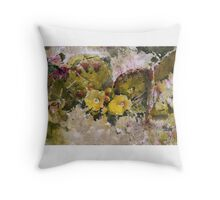 Sol ySombre 1 Throw Pillow