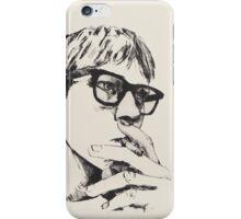 Kurt Cobain - Nirvana iPhone Case/Skin