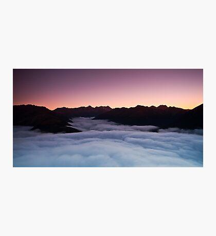 Cannibal Gorge Sunrise Photographic Print