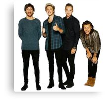 ONE DIRECTION NEW Canvas Print