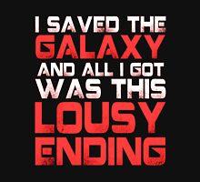 ALL I GOT WAS THIS LOUSY ENDING - Mass Effect ending rage shirt Unisex T-Shirt