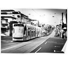 Tram ride Poster