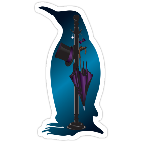 The Penguins Personals (Blue) by rymestudios