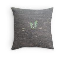 lonely... Throw Pillow