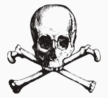 Skull And Crossbone T-Shirt