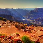 Beauty as far as the eye can see - Grand Canyon by Chris Brunton