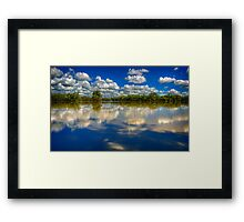 Mirrored..  Framed Print